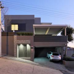 House Drelingcourt Fresnaye:  Houses by KMMA architects