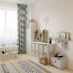 Nursery/kid's room by Алёна Демшинова,