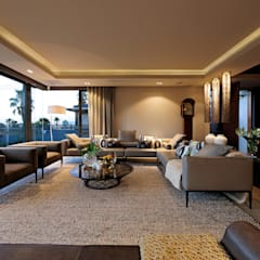 اتاق نشیمن by KMMA architects