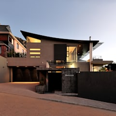 Villas by KMMA architects, Modern