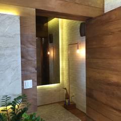 ABBITÁ arquiteturaが手掛けた玄関ドア
