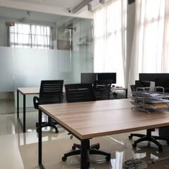 desain ruang kerja kantor minimalis | ayo desain rumahmu