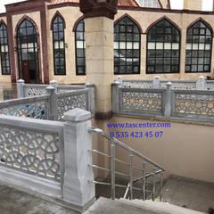 مدارس تنفيذ Taşcenter Acarlıoğlu Doğal Taş Dekorasyon