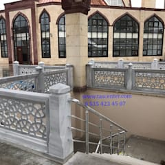 Schools by Taşcenter Acarlıoğlu Doğal Taş Dekorasyon