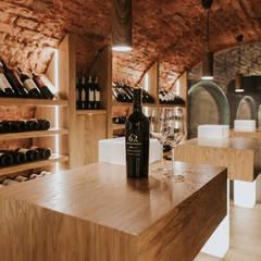 Kamienica nr 6 : styl , w kategorii Bary i kluby zaprojektowany przez Sylwia Śliwińska Design