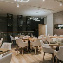 Kamienica nr 6 : styl , w kategorii Gastronomia zaprojektowany przez Sylwia Śliwińska Design,