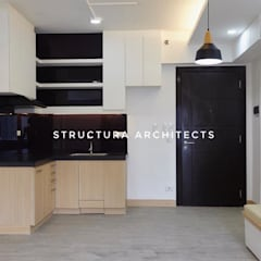 :  Small kitchens by Structura Architects