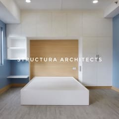 :  Bedroom by Structura Architects