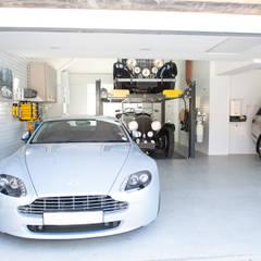 Nhà để xe/Nhà kho by Garageflex