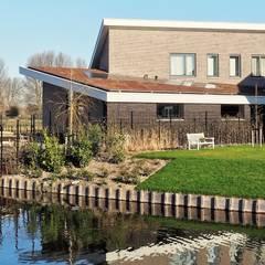 Luxe levensloopbestendige woning:  Villa door Erik Knippers Architect