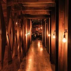 """""""ATTYTUDE"""" - Espaço de Restauração: Espaços de restauração  por Traço M - Arquitectura"""