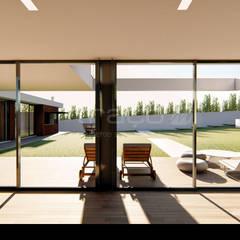 """Casa""""LFC"""" por Traço M - Arquitectura Moderno"""