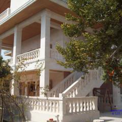 Taşcenter Acarlıoğlu Doğal Taş Dekorasyon – Doğal Taş Villalar:  tarz Villa