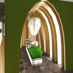 فنادق تنفيذ Студия дизайна Elinarti