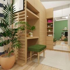 Kitchen set & interior : Kamar Tidur oleh viku,