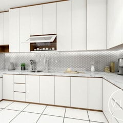 Kitchen set : Dapur oleh viku, Modern