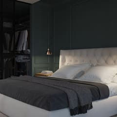 Small bedroom by OM DESIGN