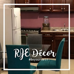 小廚房 by RJE Decor