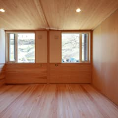 Детские комнаты в . Автор – 田村建築設計工房