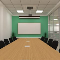Amcor Pharma:  Commercial Spaces by AD Square Projects India Pvt Ltd