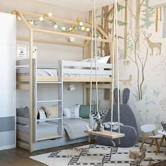 Nursery/kid's room by OM DESIGN,