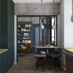 Kitchen units by OM DESIGN