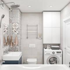 Phòng tắm by OM DESIGN