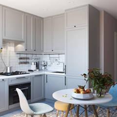 Kitchen by OM DESIGN