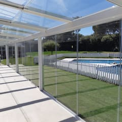 Pool by ALLGLASS CONFORT SYSTEM,