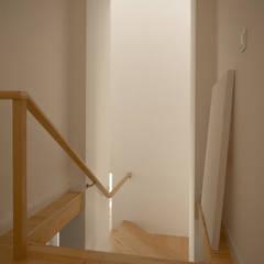 Escaleras de estilo  por Paulo Miguez Arquitectos