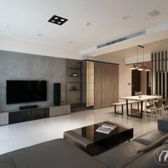 SU House‧擁樂:  牆面 by 元作空間設計