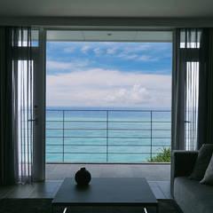 VILLA SIESTA: 株式会社クレールアーキラボが手掛けたホテルです。
