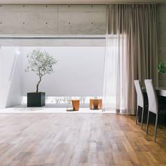 Terrace by 株式会社クレールアーキラボ, Eclectic