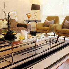 Proyecto DG: Salas / recibidores de estilo  por Mario Ramos,