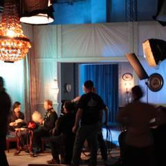film set design:  Wände von ZOFFANO,Klassisch