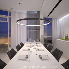 Квартира в ЖК Кольцо Екатерины : Столовые комнаты в . Автор – Dmitriy Khanin,