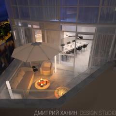 Квартира в ЖК Кольцо Екатерины : Tерраса в . Автор – Dmitriy Khanin