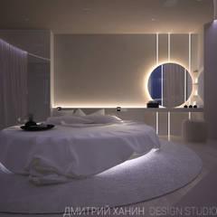 Квартира в ЖК Кольцо Екатерины : Маленькие спальни в . Автор – Dmitriy Khanin