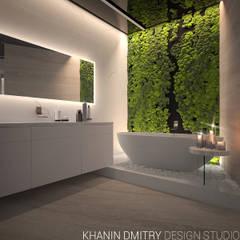 حمام تنفيذ Dmitriy Khanin