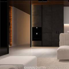 Квартира в ЖК Чемпион Парк : Встроенные кухни в . Автор – Dmitriy Khanin