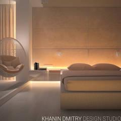 Квартира в ЖК Чемпион Парк : Маленькие спальни в . Автор – Dmitriy Khanin