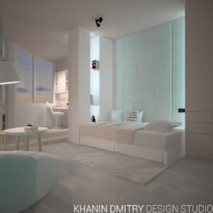 Teen bedroom by Dmitriy Khanin,
