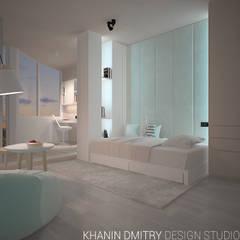 Teen bedroom by Dmitriy Khanin