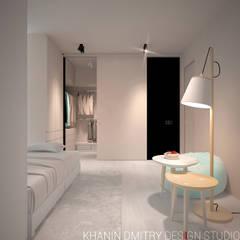 Teen bedroom by Dmitriy Khanin,