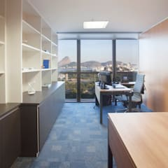 Office buildings by Viviane Cunha Arquitectura, Classic
