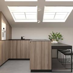 :  Кухня by U-Style design studio,