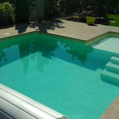 Garden Pool by AMIDI Pools