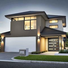 Dreams Do Come True:  Single family home by House Plans SA