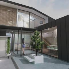 CV Pavilion : Rumah oleh TIES Design & Build, Modern