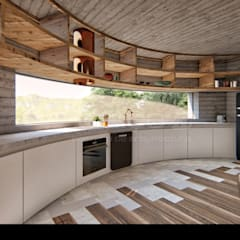 Kitchen units by Traço M - Arquitectura